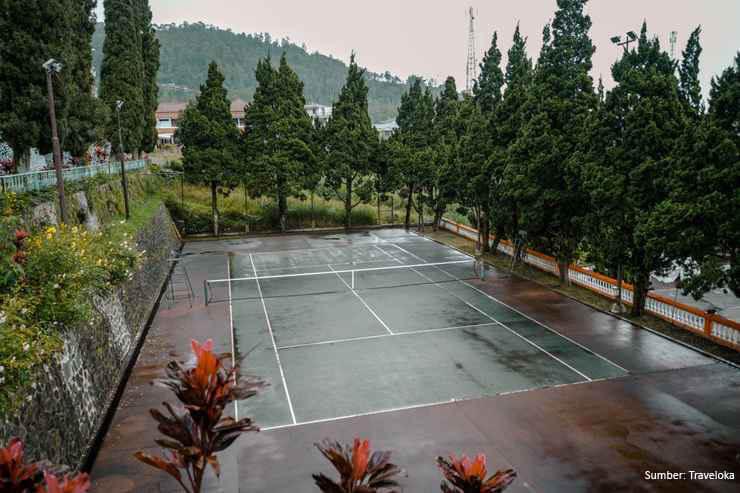 Grand Hap Kintamani Hotel dan Villa Sarangan