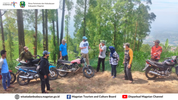 Peninjauan Potensi Wisata di Desa Pacalan