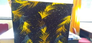 Batik Gepyok Ciprat