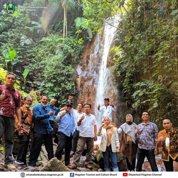 Kunjungan Kerja Dalam Daerah di Desa Ngancar Magetan